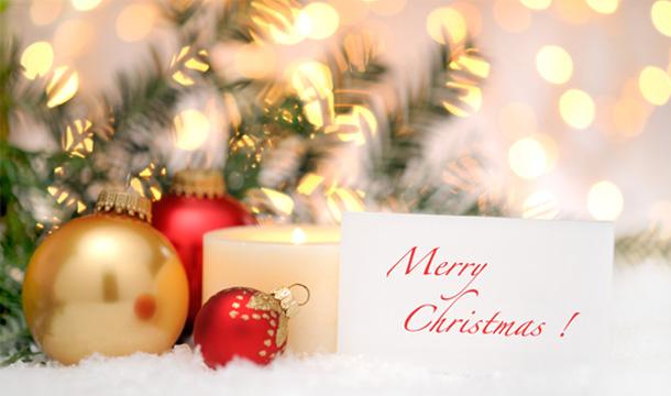 Fröhliche Weihnachten & einen Guten Rutsch in das Jahr 2016!