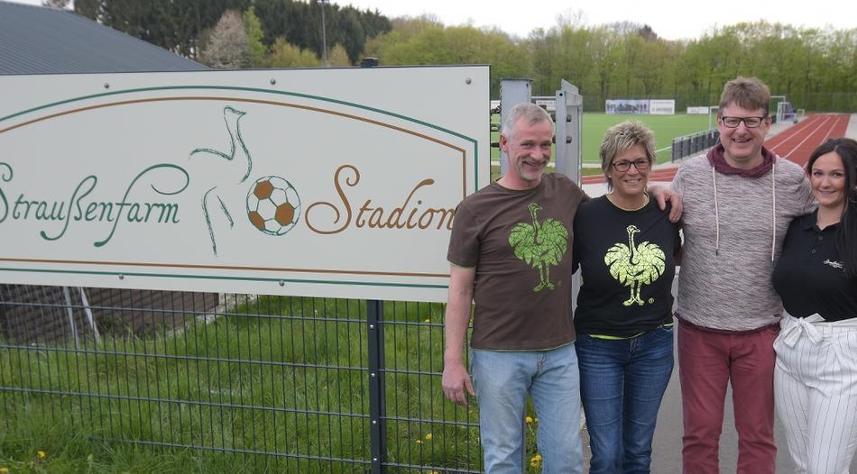 Straußenfarm-Stadion
